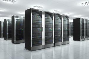 Network servers in datacenter