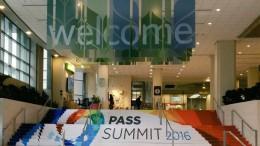 SQL PASS Summit 2016